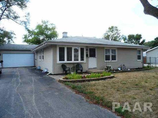 1624 W David Ave, Chillicothe, IL 61523