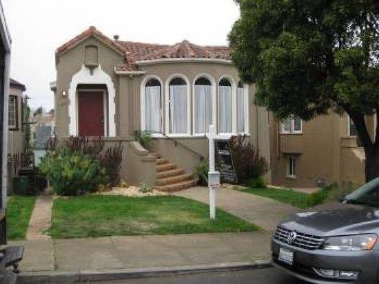 280 Valdez Ave, San Francisco, CA 94127