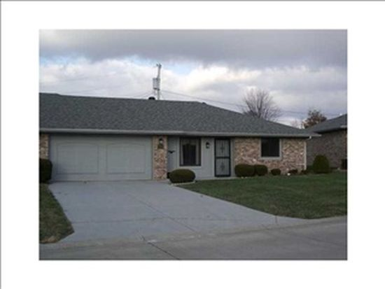 1706 Alhambra Dr, Anderson, IN 46013
