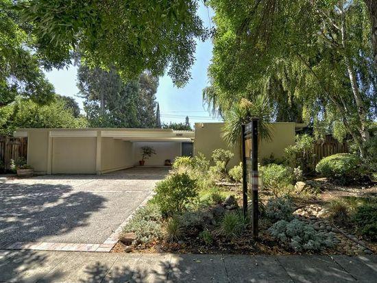 3973 Bibbits Dr, Palo Alto, CA 94303