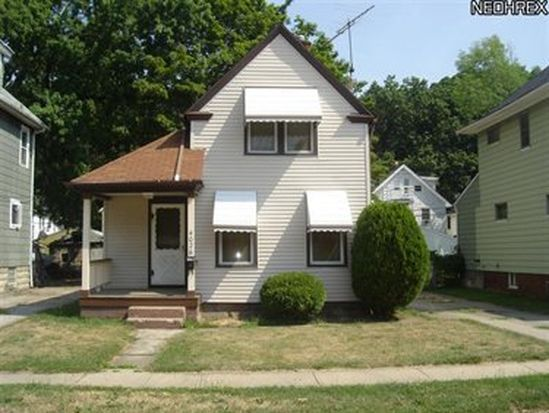 4026 Muriel Ave, Cleveland, OH 44109