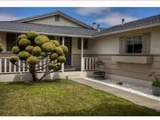 823 Standish Rd, Pacifica, CA 94044