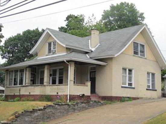517 Dewey Ave, Bridgeville, PA 15017