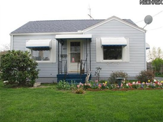 682 Barbara Ave, Akron, OH 44306