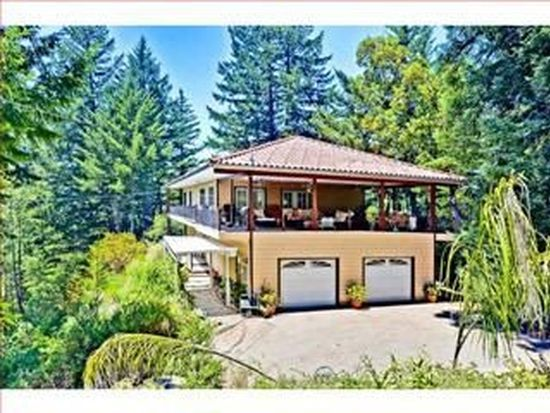 595 Sylvan Ave, Boulder Creek, CA 95006