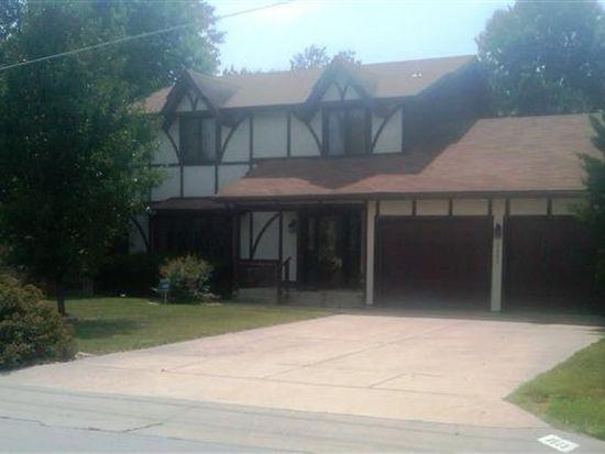 3803 N Stewart Ave, Springfield, MO 65803