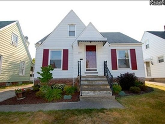 4214 W 62nd St, Cleveland, OH 44144