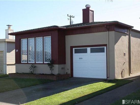 19 Northridge Dr, Daly City, CA 94015