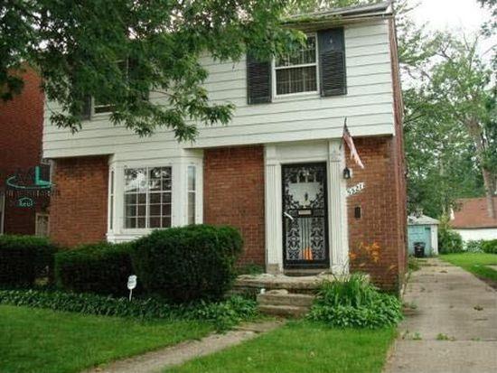 5521 Harvard Rd, Detroit, MI 48224