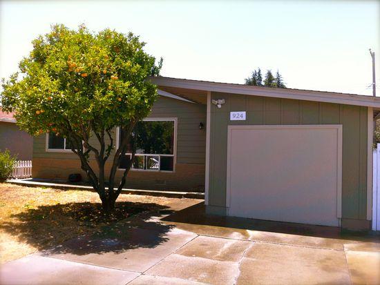 924 Almaden Ave, Sunnyvale, CA 94085