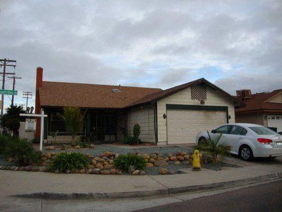 919 Shady Elm Pl, San Diego, CA 92154