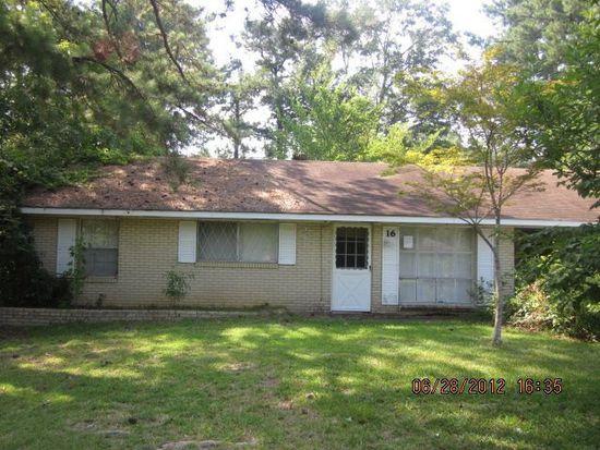 16 Chickasaw St, Laurel, MS 39440