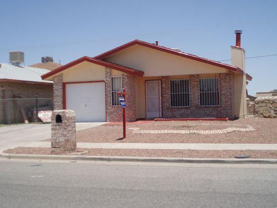 5817 Chippendale Ave, El Paso, TX 79934