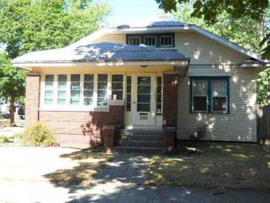 303 Myrtle St, Elkhart, IN 46514