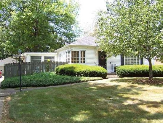 5312 Woodside Dr, Indianapolis, IN 46228