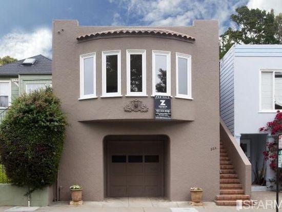 884 Chenery St, San Francisco, CA 94131