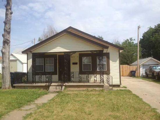 327 SW 38th St, Oklahoma City, OK 73109
