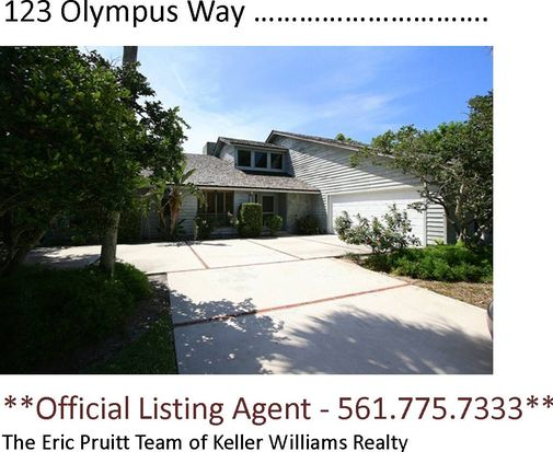 123 Olympus Way, Jupiter, FL 33477