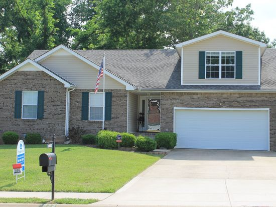 1633 Cedar Springs Cir, Clarksville, TN 37042
