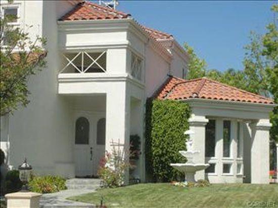 3640 Deauvilla Ct, Calabasas, CA 91302