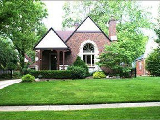 2415 Roanoke Ave, Oakwood, OH 45419