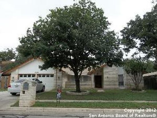 4603 Spotted Oak Woods, San Antonio, TX 78249