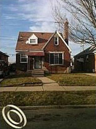 15417 Carlisle St, Detroit, MI 48205