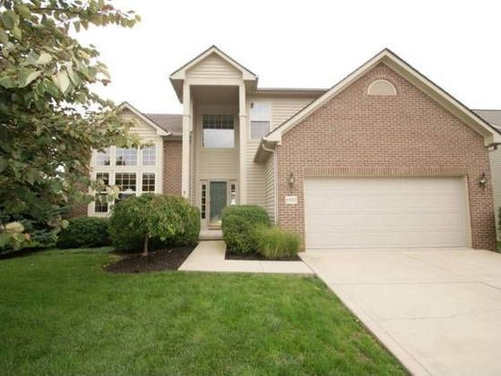 6883 Spring Run Dr, Westerville, OH 43082