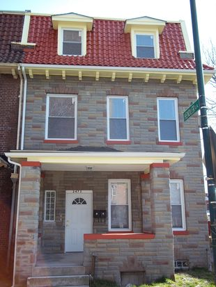 2473 Callow Ave, Baltimore, MD 21217