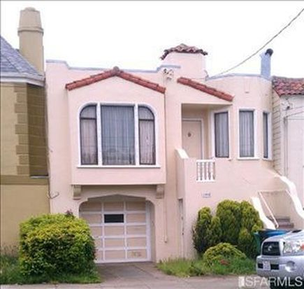 1439 41st Ave, San Francisco, CA 94122