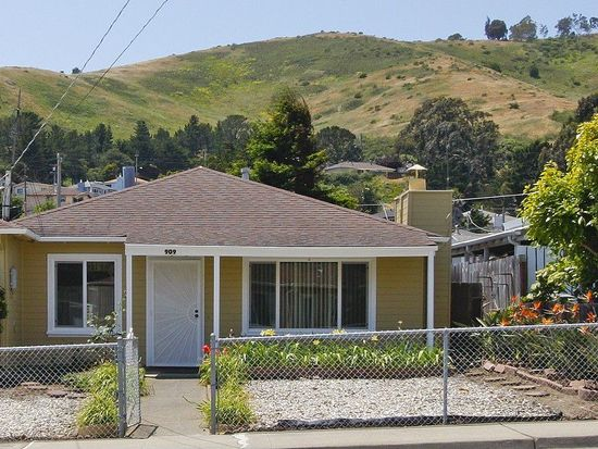 909 Hillside Blvd, South San Francisco, CA 94080