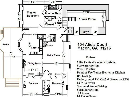 104 Alicia Ct, Macon, GA 31216