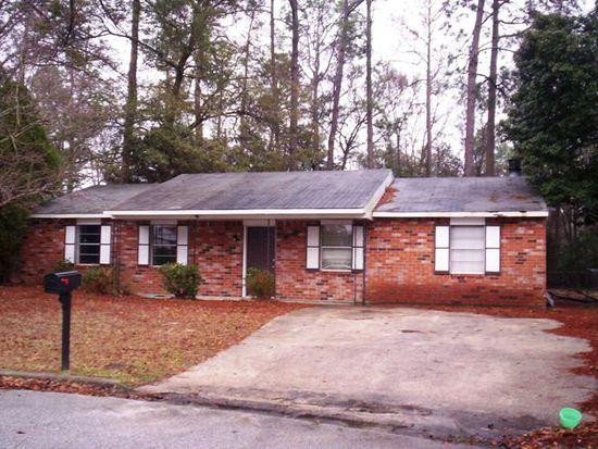 3814 Creighton Pl, Augusta, GA 30906
