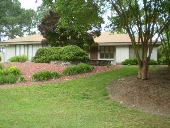 4512 Saint Andrews Dr N, Wilson, NC 27896