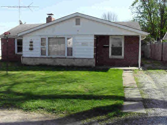 54 Juliana Dr, Danville, IL 61832