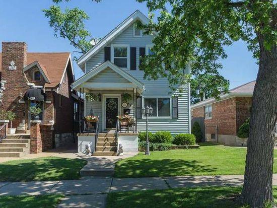 5427 Murdoch Ave, Saint Louis, MO 63109