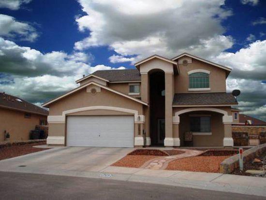 12692 Tuscany Hills Pl, El Paso, TX 79938