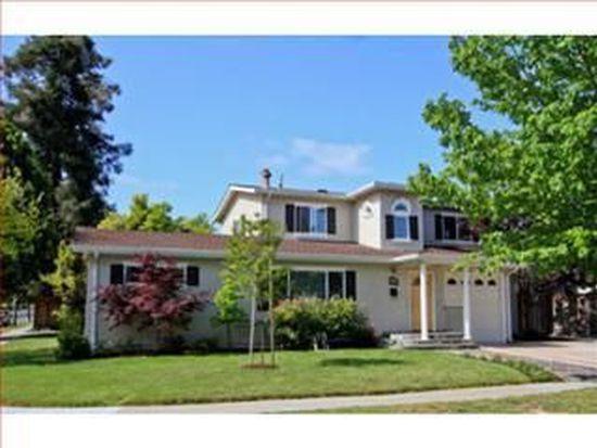 1050 Morningside Dr, Sunnyvale, CA 94087