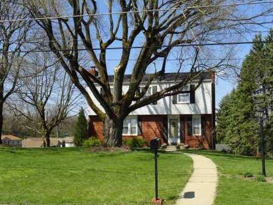 295 Crawford Dr, Moon Township, PA 15108