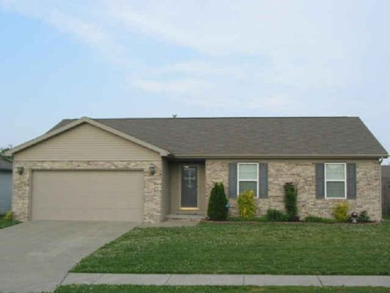 12621 Cold Water Dr, Evansville, IN 47725