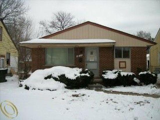 8490 Burt Rd, Detroit, MI 48228