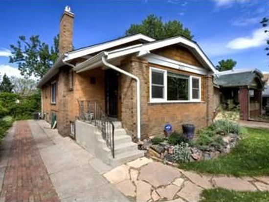 2071 S Corona St, Denver, CO 80210