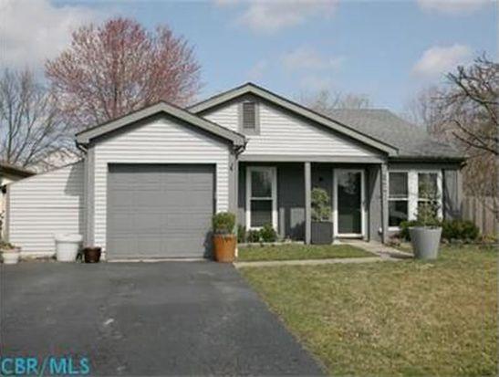 5774 Idana Ct, Westerville, OH 43081