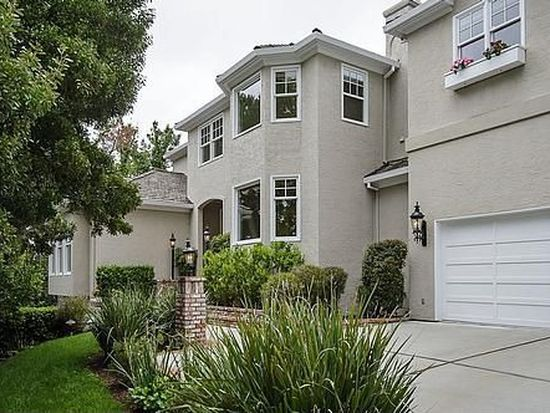 1515 Lakeview Dr, Hillsborough, CA 94010