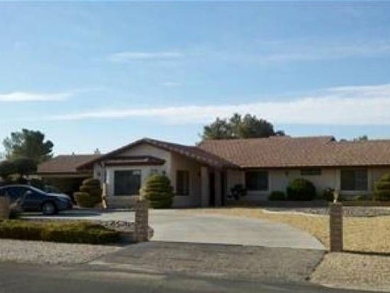 19350 Tonkawan Rd, Apple Valley, CA 92307