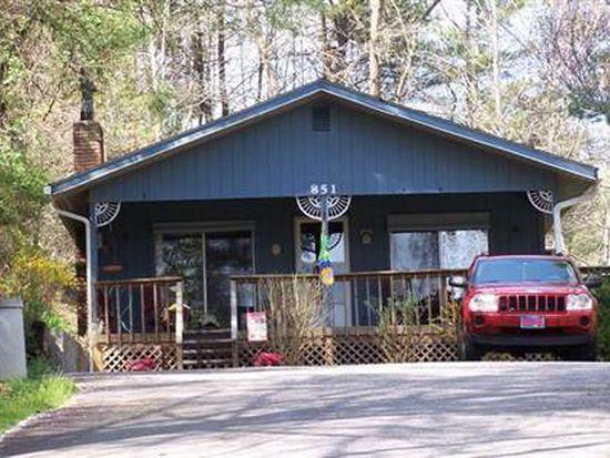 851 Mckinney Rd, Burnsville, NC 28714