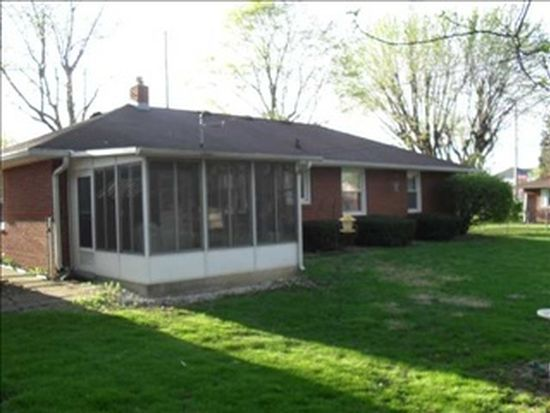 3940 S Scatterfield Rd, Anderson, IN 46013