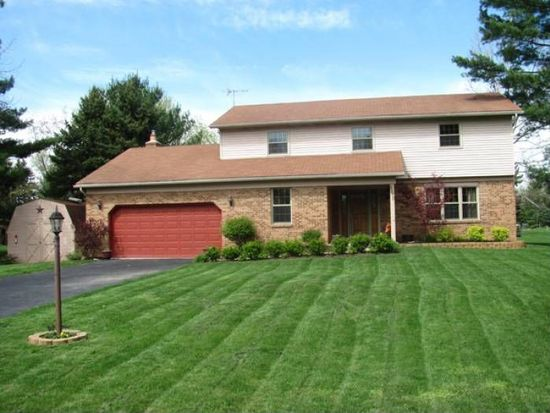8870 Stonehenge Cir, Pickerington, OH 43147