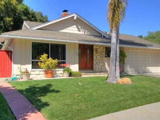 1408 Las Positas Pl, Santa Barbara, CA 93105