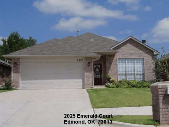 2025 Emerald Brook Ct, Edmond, OK 73003
